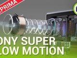 Sony Super Slow Motion, dimostrazione dal MWC 2017